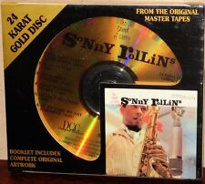 DCC GZS 1092 GOLD CD: SONNY ROLLINS - The Sound of Sonny - OOP 1995 USA SEALED
