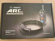 New listing Dogtra Arc Waterproof Handsfree 3/4-Mile Remote Dog Training Controller Collar