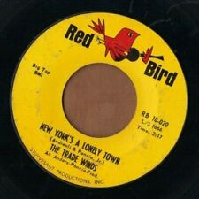 New listing THE TRADEWINDS - New York's A Lonely Town + Club Seventeen  RED BIRD 60s rock 45