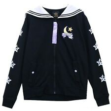 Listen Flavor Moon Light Sailor Blouson Japan school girl uniform jacket