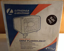 Acuity Lithonia Mini Floodlight, 70W HPS, TFM 70S RB TB LPI, 120-277VAC