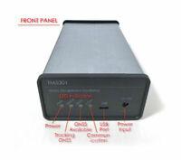 Hi-precision GPSDO GNSS Disciplined Oscillator OCXO Clock 10MHz Sine/Square Wave