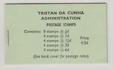 Mint Never Hinged/MNH Booklet Tristanian Stamps