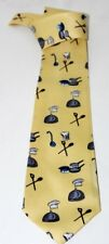 New Gents Neck tie Novelty The Chef  -MT-423