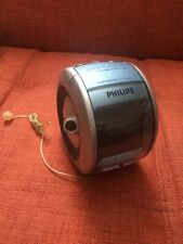 philips alarm clock radio