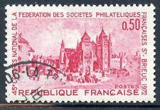 STAMP / TIMBRE FRANCE OBLITERE N° 1718 PHILATELIE A SAINT BRIEUC
