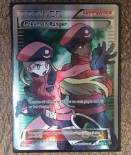 Pokemon Card TRAINER - POKEMON RANGE  Ultra Rare  113/114 STEAM SIEGE ***MINT***