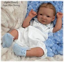 Stephen, magnifique nouveau baby soft vinyl reborn poupée kit ** phil donnelly babies **