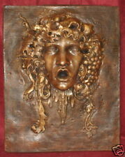 Huge Bacchus God of Wine Home Wall Plaque Decor 10017