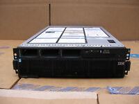 IBM X-Series x366 Server 4x 3.16GHz CPU 64Bit Server 32GB RAM SAS RAID Quad
