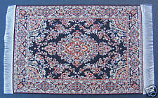 1:12 Scale 20cm x 13cm Woven Turkish Rug Dolls House Miniature Carpet P8m
