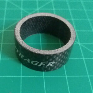 """Carbon Headset Spacers 1-1/8"""" (28.6mm) 2.5,5,10,15mm Bontrager various sizes"""