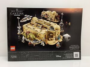 LEGO 75290 - Star Wars Mos Eisley Cantina / INSTRUCTION MANUAL ONLY