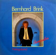 """7"""" 1985 KULT IN MINT- ! BERNHARD BRINK : Unverwundbar"""