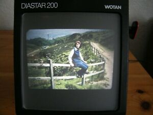 Photo Slide Viewer WOTAN DIASTAR 200