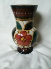 Hand Painted Vase Made In Italy