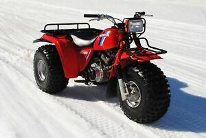 1984 Honda Big Red ATC 200ES ATV 3-wheeler