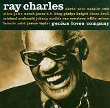 CHARLES Ray - Genius loves company - CD Album
