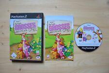 PS2 - Disney's Ferkels großes Abenteuer-Spiel - (OVP, mit Anleitung)