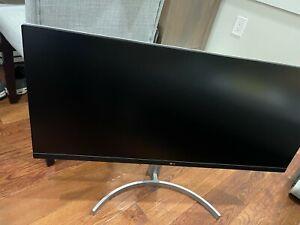 LG 34WN650-W 34-Inch 21:9 UltraWide Full HD (2560 x 1080) IPS Display with VESA