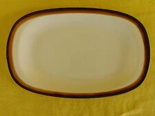 """Noritake Homestead 14"""" OVAL SERVING PLATTER have more items to this set"""