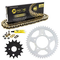 Sprocket Chain Set for Suzuki Katana 750 15/45 Tooth 530 X-Ring Front Rear Combo