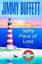 A Salty Piece of Land by Jimmy Buffett (2004, Hardcover)