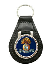 Royal Dublin Fusiliers, British Army Leather Key Fob