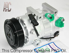 A/C Compressor for Hyundai Sonata 2011-2014 2.0L / 2.4L Remanufacture 1Yr Wrty.
