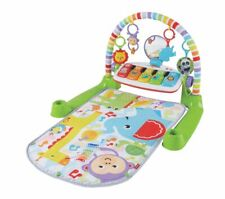 Fisher Deluxe Kick N Play Piano Green From Mr Toys