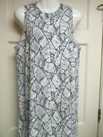 Black/White Swing Dress by Mud Pie, Size Medium and Large, NWT