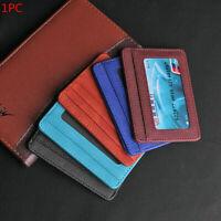 Lizard Pattern Travel Id Card Holder Wallet Case Card Package Money Pocket