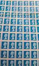 More details for 99 x 2nd class stamps unfranked with gum self adhesive
