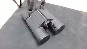 pre-owned Fuji M24 Tactical Binoculars, 7x28 With Rangefinder Reticle