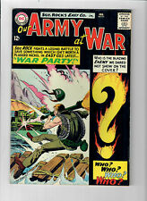 OUR ARMY AT WAR #151 - Grade 6.0 - Joe Kubert art! Sgt. Rock!
