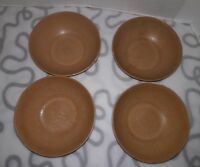 Vintage Ellingers Agatized Bowls - Set Of 4 - #50