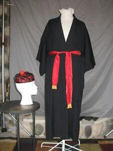 Asian Japanese Robe Wizard Magician Sorcerer Dumbledore Alchemist Gown