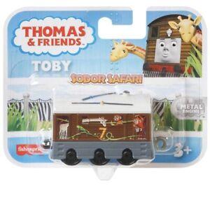 Trenino Thomas Fisher Price Thomas & Friends - Toby