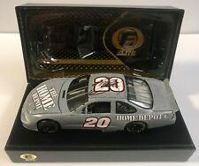 2001 Tony Stewart Home Depot Grand Prix ELITE Signed Auto 1/24 Diecast Car COA