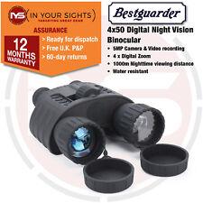 4-20x50 digitale Binocoli per visione notturna/Notte Sorveglianza Binocolo