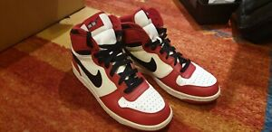 Nike Jordan 1 High Chicago Bulls Spike Lee Red White Rare