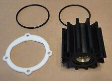 Raw Sea Water Pump Impeller Repair Kit Replaces Johnson 09-812B-1 Sierra Indmar