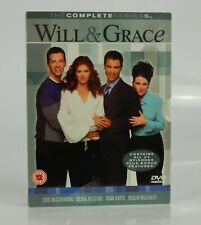 Will And Grace - Season 5 Complete (DVD, 2006, Box Set)