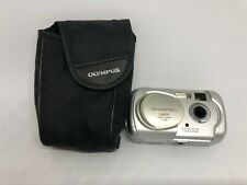 Olympus CAMEDIA D-390 2.0MP Digital Camera & Olympus XD Picture Card 16mb Pouch
