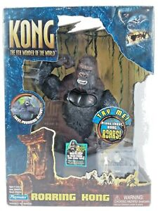 NEW- King Kong Roaring Kong Action Figure Toy Universal Studios Playmates 2005