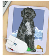 Portuguese Water Dog Mouse Pad