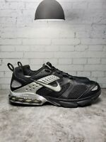 Nike AIR ZOOM SWIFT IV Black / Silver308970-001 Sneaker Shoes Size 15
