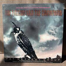 FALCON AND THE SNOWMAN - Soundtrack (Vinyl LP 1985) Pat Metheny w/ David Bowie