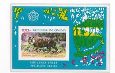 1977 MNH Indonesia Michel block  25B