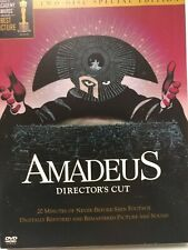 """Amadeus"" Director'S Cut Dvd 2001 2-Disc Special Edition"